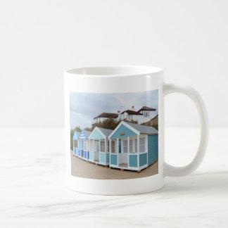 Beach Huts At Southwold Mug