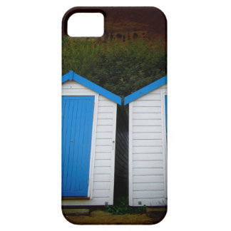 Beach huts barely there iPhone 5 case