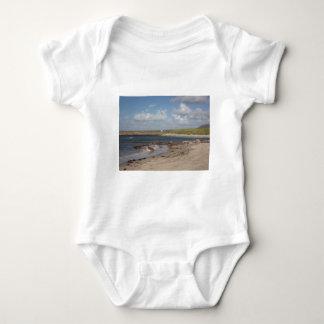 Beach in Donegal,Ireland Baby Bodysuit