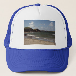 Beach in Donegal,Ireland Trucker Hat