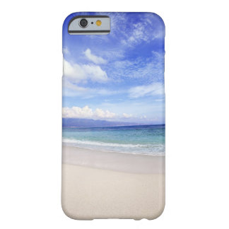 Beach in Hawaii Barely There iPhone 6 Case