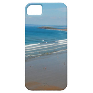 Beach in Wales iPhone 5 Cover