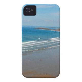 Beach in Wales iPhone 4 Case-Mate Case