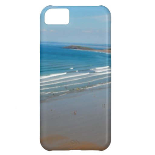 Beach in Wales iPhone 5C Cases