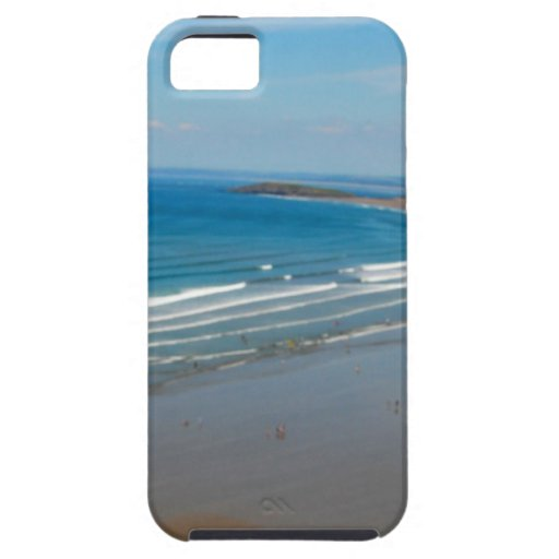 Beach in Wales iPhone 5 Covers