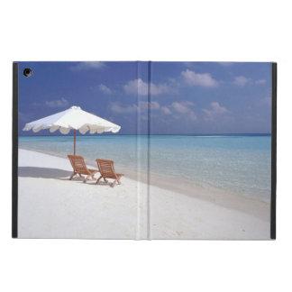 Beach iPad Air Case with No Kickstand