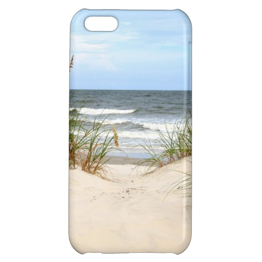 Beach iPhone 5C Case