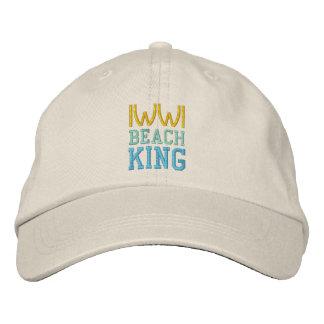 BEACH KING cap Embroidered Baseball Cap