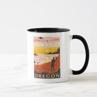 Beach & Kites - Reedsport, Oregon