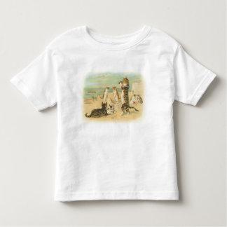 Beach Kittens Toddler T-Shirt