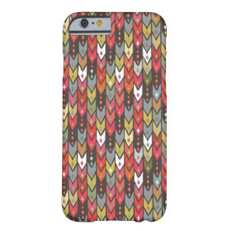beach knit ikat arrow barely there iPhone 6 case