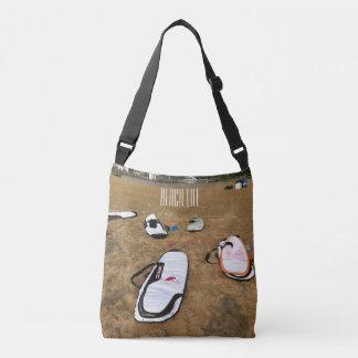 beach life crossbody bag