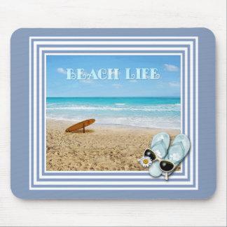 Beach Life Mouse Mat
