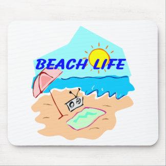 beach life mousepads