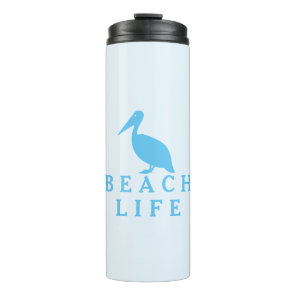 Beach Life Thermal Tumbler