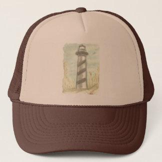 Beach Lighthouse Cap