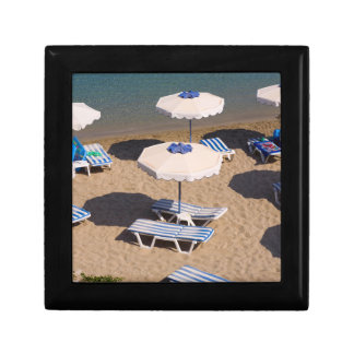 Beach Lounge | Rhodes, Dodecanese Islands, Greece Gift Box