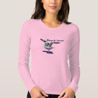 Beach lover - T-shirt