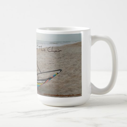 Beach Lover's Coffee Cup