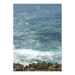 Beach Meets Ocean 13 Cm X 18 Cm Invitation Card