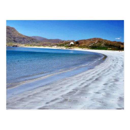 Beach Near Kilkee Ireland 3 Post Cards