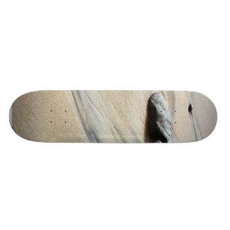 Beach Near Ocean Beach Skateboard Deck