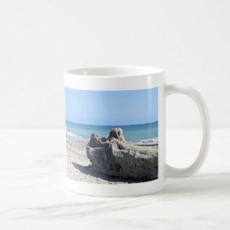 Beach Ocean Scene Mug