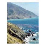 Beach Ocean Waves Coast 4 Postcards