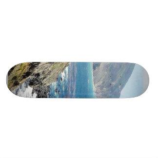 Beach Ocean Waves Coast 4 Custom Skate Board