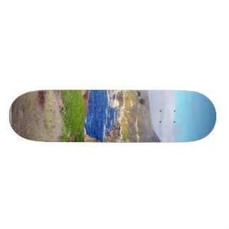 Beach Ocean Waves Coast 5 Custom Skate Board