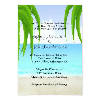 Beach/Ocean Wedding Invitations