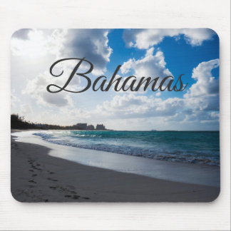 Beach Of The Bahamas Mouse Mat