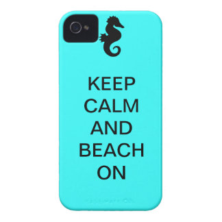 BEACH ON - iPhone 4, Barely There ID/Credit Card iPhone 4 Case-Mate Cases