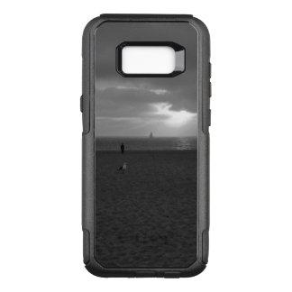Beach OtterBox Commuter Samsung Galaxy S8+ Case