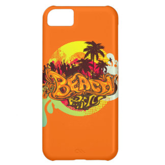 Beach Party iPhone 5C Cover