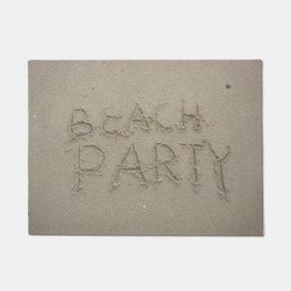 Beach Party Doormat