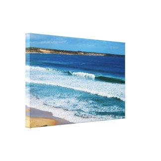 Beach Peaceful Pleasures, Canvas Print