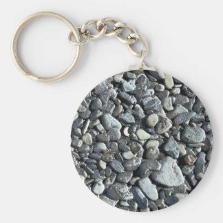 Beach Pebbles - Keychain
