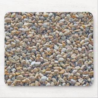 Beach Pebbles Mouse Pad