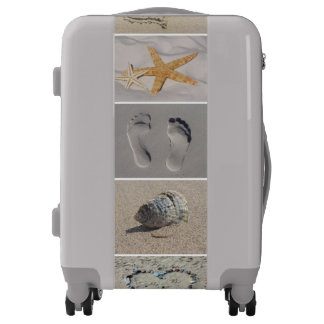 Beach Photo Set Luggage