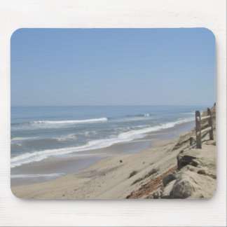 Beach photography mouse pad