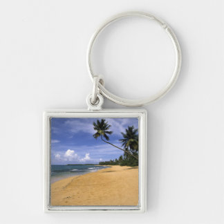 Beach Puerto Rico 2 Key Ring