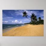 Beach Puerto Rico 2 Poster