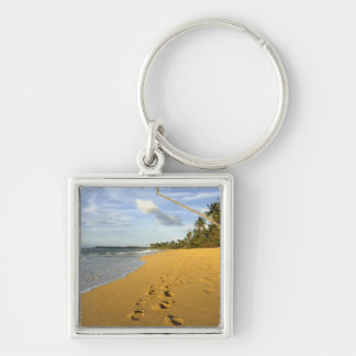 Beach Puerto Rico Key Ring