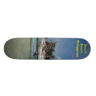 Beach Resort, Philippines Skate Board