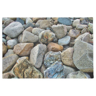 Beach Rocks Doormat