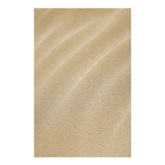 Beach Sand Personalised Stationery