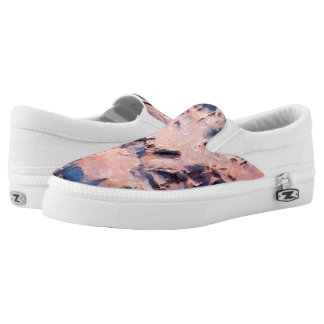 Beach Sand Printed Shoes