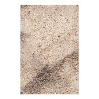 Beach Sand Stationery
