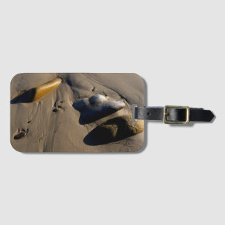 Beach/Sand/Stones/Rocks/Pebbles Luggage Tag